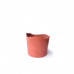 Concrete Flower Pot Collection Vincent