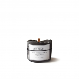 Concrete Candle Collection Pablo